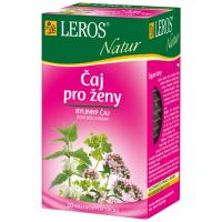 Zobrazit detail - LEROS NATUR Čaj pro ženy n. s. 20x1. 5g
