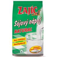 Sójový nápoj - Zajíc natural 400g-sáček