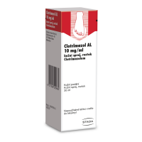 Clotrimazol AL Spray 1% spr.1x30ml 1%