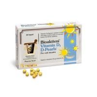 Zobrazit detail - Bioaktivní Vitamin D3 D Pearls cps. 80
