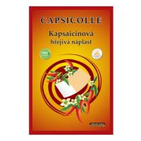 Zobrazit detail - Kapsaicinová hřej. náplast 12x18cm 1ks CAPSICOLLE