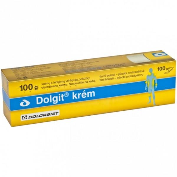 Dolgit 50mg/g crm.1x100g
