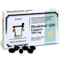 Zobrazit detail - Bioaktivní Q10 Uniqinol 100mg cps. 30