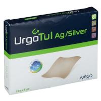 Zobrazit detail - UrgoTul Ag krytí lipidokoloid. vrstva 5x5cm 10ks