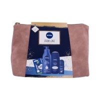 Zobrazit detail - NIVEA set ŽENY Body Milk+SG Creme+roll-on AP+Label