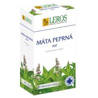 Zobrazit detail - LEROS Mátový čaj n. s. 20x1. 5g
