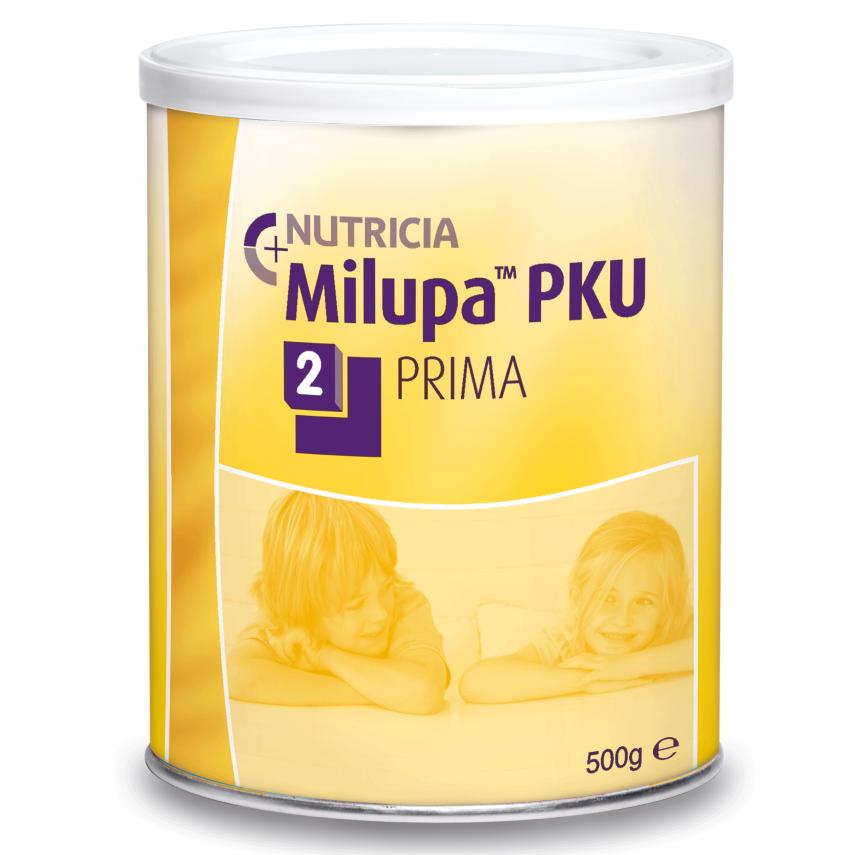 Milupa PKU 2 Prima por.plv. 1x500g NOVÝ