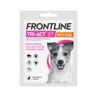 Zobrazit detail - Frontline Tri-Act psi 5-10kg spot-on 1x1 pipeta