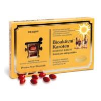 Zobrazit detail - Bioaktivní Karoten rodinné balení cps. 90