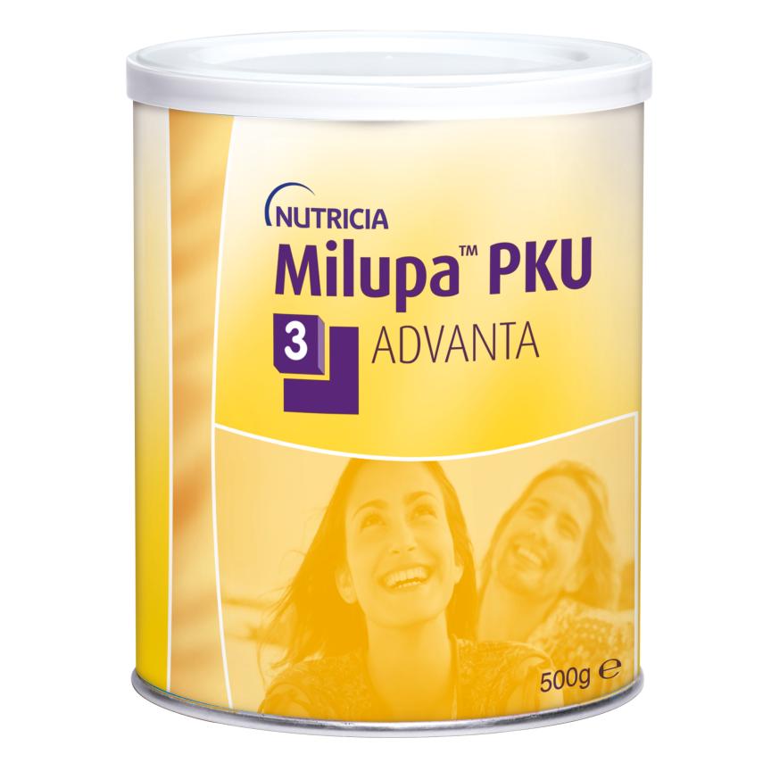 Milupa PKU 3 Advanta por.plv. 1x500g nový