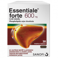 Zobrazit detail - Essentiale Forte 600 cps. dur. 30x600mg