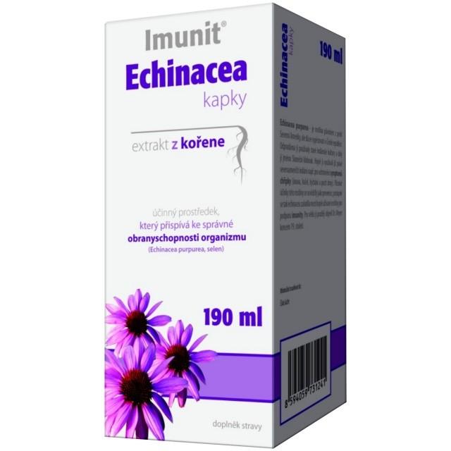 Echinaceov� kapky Imunit 190ml