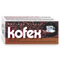 Zobrazit detail - Kofex tbl. 80 přír. kofein+guarana