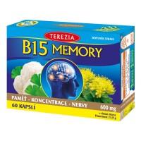 Zobrazit detail - B15 MEMORY cps. 60