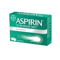 Zobrazit detail - Aspirin 500mg por. tbl. obd. 20x500mg