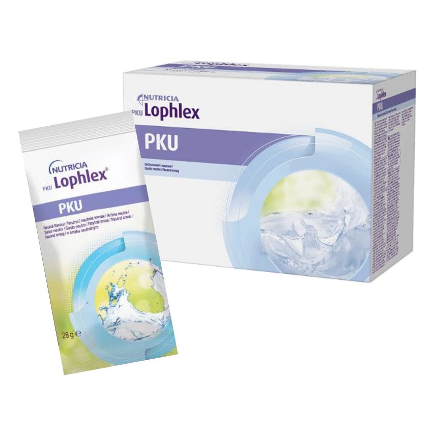 LOPHLEX por.plv. 15x27.8g NOV�