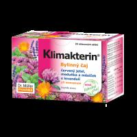 Zobrazit detail - Klimakterin bylinný čaj při menopauze 20x1. 5g