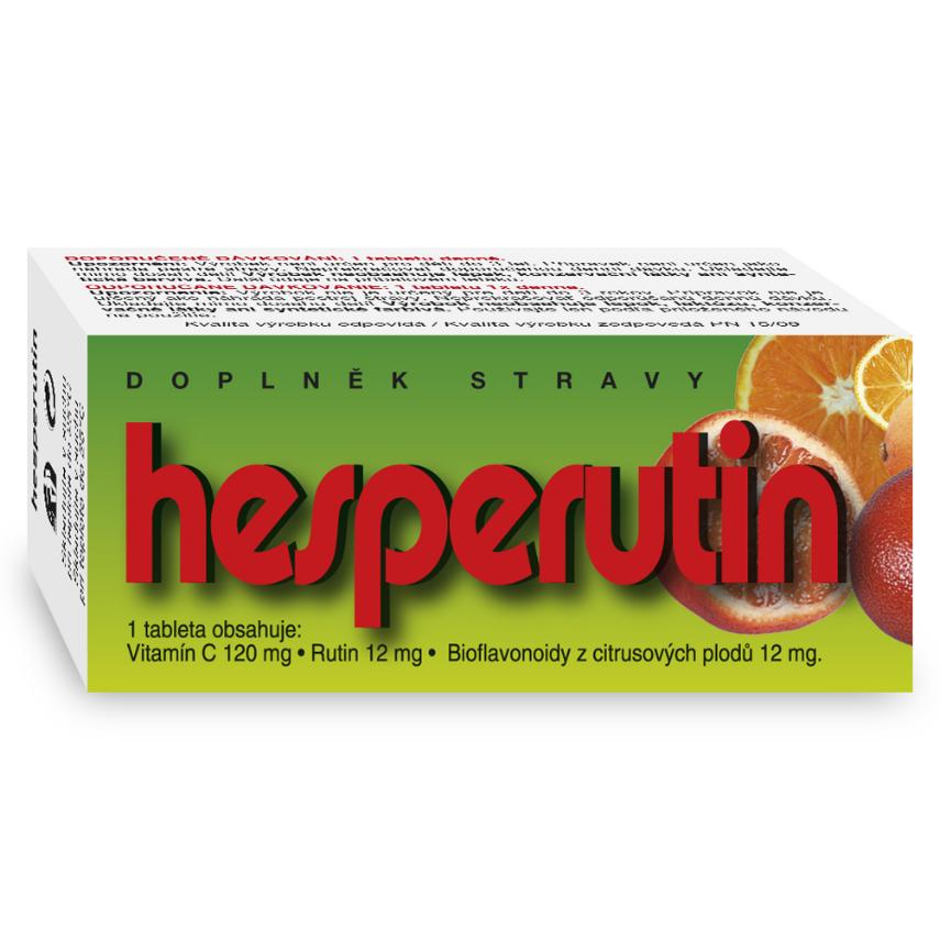 Hesperutin tbl.60 vit.C+bioflavonoid