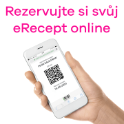 Rezervujte si svůj eRecept online