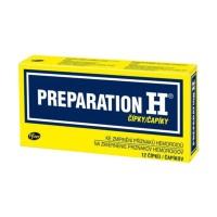 Zobrazit detail - Preparation H rct. sup. 12
