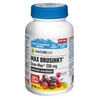 Zobrazit detail - Swiss NatureVia Max Brusinky Cran-Max tbl. 30+6