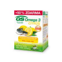 Zobrazit detail - GS Omega 3 Citrus cps. 100+50 2015