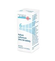 Zobrazit detail - Kalium sulfuricum DHU D5-D30 tbl. nob. 80
