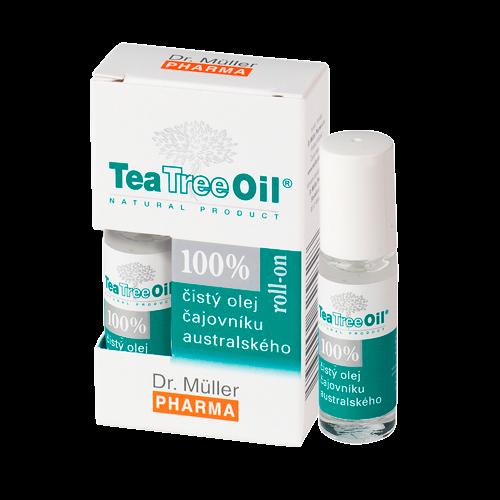 Tea Tree Oil roll-on 4ml (Dr.Müller)