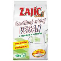 Zobrazit detail - Rostlinný nápoj Zajíc Vegan 400g sáček
