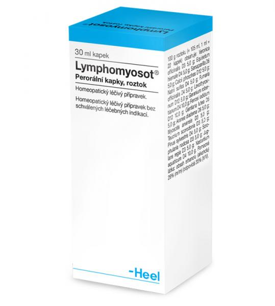 Lymphomyosot Heel gtt.1x30ml