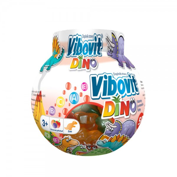 Vibovit DINO jelly 50 NEW