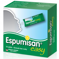 Zobrazit detail - Espumisan Easy 14 sáčků 14x0. 8g