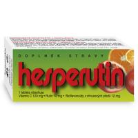 Zobrazit detail - Hesperutin tbl. 60 vit. C+bioflavonoid