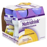 Zobrazit detail - Nutridrink Compact Protein př. ban. por. sol. 4x125ml