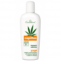 Zobrazit detail - Cannaderm Capillus seborea šampon 150ml