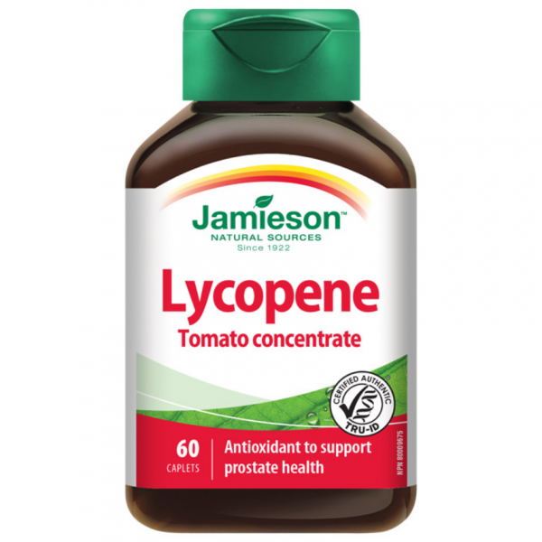 JAMIESON Lykopene 10000 mcg tbl.60
