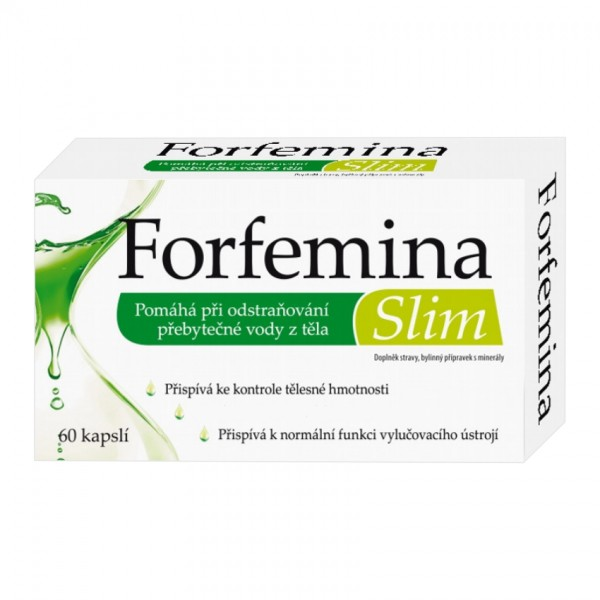Forfemina Slim 60 kapslí