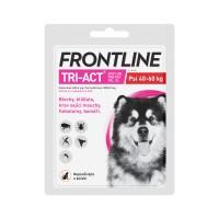 Zobrazit detail - Frontline Tri-Act psi 40-60kg spot-on 1x1 pipeta