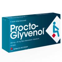 Zobrazit detail - Procto-glyvenol rct. sup. 10