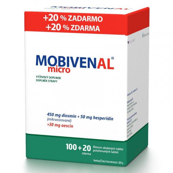 Mobivenal micro tbl.100+20
