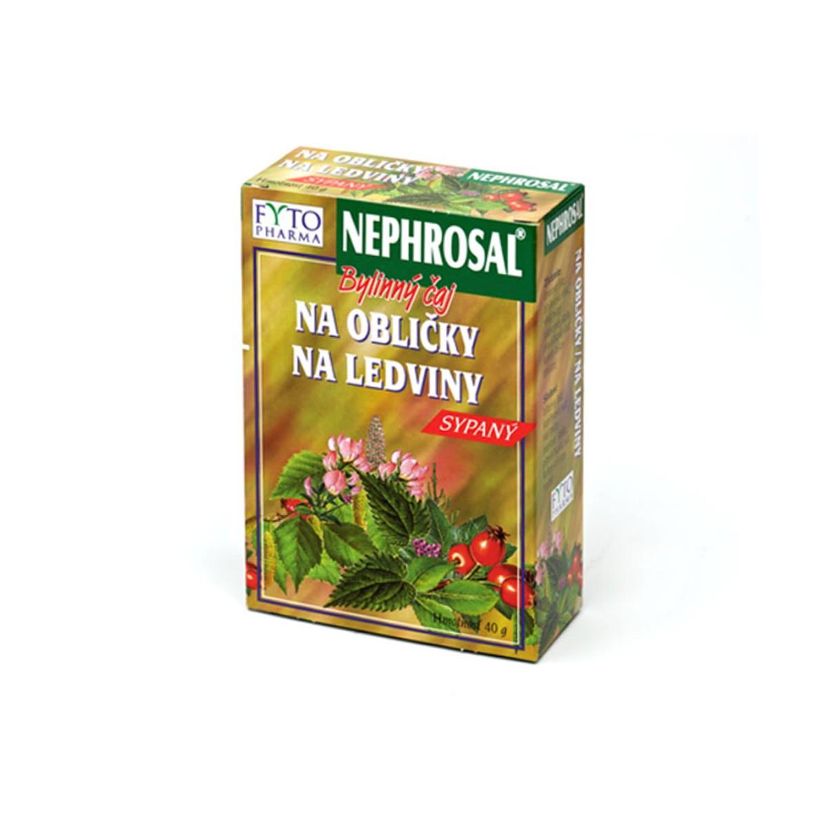 Nephrosal Bylin. �aj na ledviny 40g Fytopharma