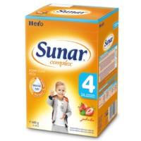Zobrazit detail - Sunar complex 4 jahoda 600g (nový)