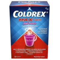 Zobrazit detail - Coldrex MAXGrip Lesní ovoce por. plv. sol. 10