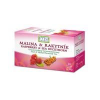 Zobrazit detail - Ovocno-bylinný čaj Malina +Rakyt.  20x2g Fytopharma