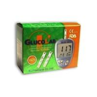 Zobrazit detail - Test. proužky pro glukometr GlucoLab 50ks