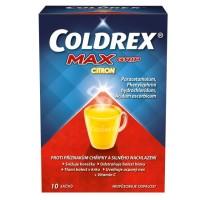 Zobrazit detail - Coldrex MAXGrip Citron por. plv. sol. scc. 10