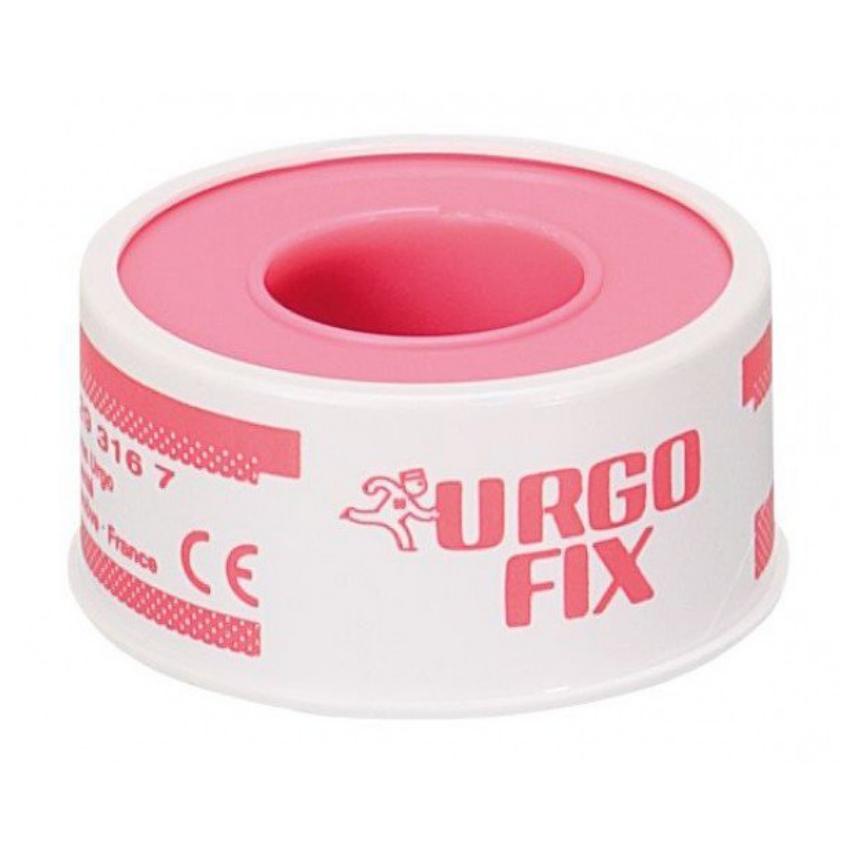 URGO FIX Fixační náplast 5mx2.5cm textilní