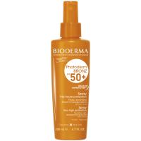 Zobrazit detail - BIODERMA Photoderm Bronz sprej SPF50+ 200ml