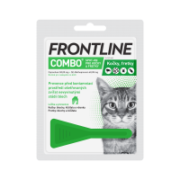Zobrazit detail - Frontline Combo Spot-on cat a. u. v.  sol. 1x0. 5ml