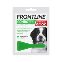 Zobrazit detail - Frontline Combo Spot on Dog XL 1x1 pipeta 4. 02ml